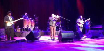 Masakela Mahlasela perform at GW Lisner